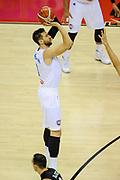 DESCRIZIONE : Berlino Berlin Eurobasket 2015 Group B Germany Germania - Italia Italy<br /> GIOCATORE : Andrea Bargnani<br /> CATEGORIA : Tiro Tre Punti Three Point<br /> SQUADRA : Italia Italy<br /> EVENTO : Eurobasket 2015 Group B<br /> GARA : Germany Italy - Germania Italia<br /> DATA : 09/09/2015<br /> SPORT : Pallacanestro<br /> AUTORE : Agenzia Ciamillo-Castoria/GiulioCiamillo