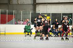 PRDR Dames of Anarchy vs Spawns of Skating 9-13-14
