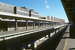 South Station Rail Station