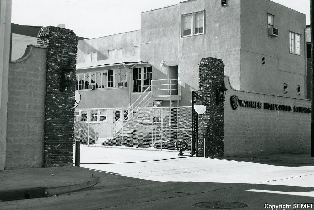 1987 Warner Hollywood Studios on Santa Monica Blvd.