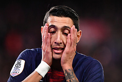 November 2, 2018 - Paris, Ile-de-France, France - Angel Di Maria #11 during the french Ligue 1 match between Paris Saint-Germain (PSG) and Lille (LOSC) at Parc des Princes stadium on November 2, 2018 in Paris, France. (Credit Image: © Julien Mattia/NurPhoto via ZUMA Press)