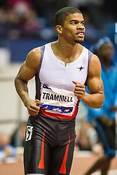 Millrose Games: Terrence Trammell, mens 300m