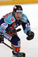 24.Feb.2012; Rapperswil-Jona; Eishockey NLA - Rapperswil-Jona Lakers - EV Zug;<br />  Gian-Andrea Thoeny (LAK) (Thomas Oswald)