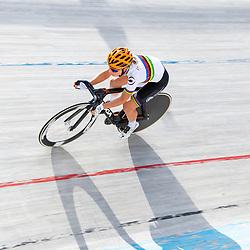 23-07-2020: Wielrennen: baantraining: Assen<br />Training KNWU baanploeg duur Amy Pieters