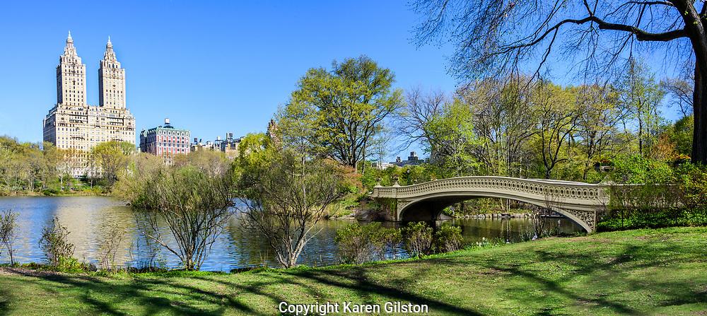 Central Park, Cityscape
