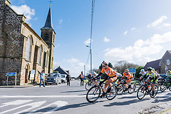 Chantal Blaak looks to defend her 2015 win at Le Samyn des Dames from the front - Le Samyn des Dames 2016, a 113km road race from Quaregnon to Dour, on March 2, 2016 in Hainaut, Belgium.