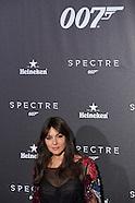 102815 'Spectre' film premiere, Madrid, Spain