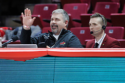 NORMAL, IL - February 02:  during a college basketball game between the ISU Redbirds and the University of Loyola Chicago Ramblers on February 02 2019 at Redbird Arena in Normal, IL. (Photo by Alan Look)