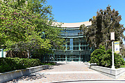 Natural Science Building on the Campus of the University of California Irvine