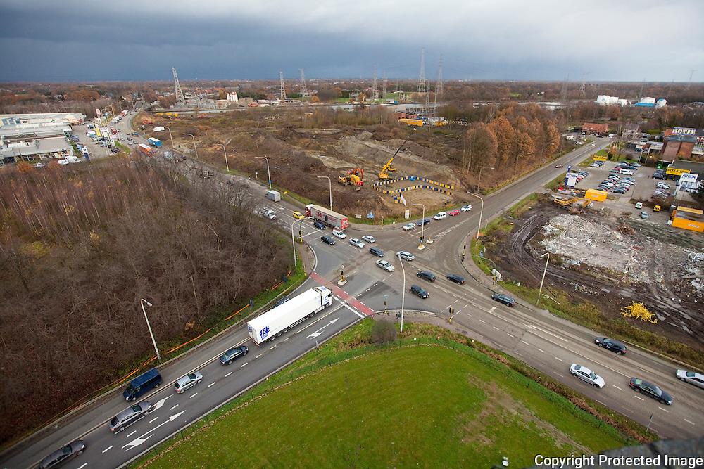 370998-overzichtsbeelden vanop de watertoren-snelwegstraat Geel