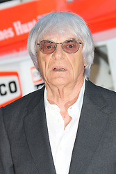 © Licensed to London News Pictures. 02/09/2013, UK. Bernie Ecclestone; Formula One CEO, Rush - World film premiere, Leicester Square gardens, London UK, 02 September 2013. Photo credit : Richard Goldschmidt/Piqtured/LNP