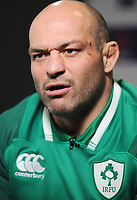 Rugby Union - 2018 Natwest Six Nations Launch Press Conference - Syon Park Hilton<br /> <br /> Ireland captain Rory Best.<br /> <br /> COLORSPORT/ANDREW COWIE