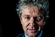 portret van Alfred Oosenbrug lijsttrekker van nieuwe partij Monasch , Jacques Monasch komt met eigen