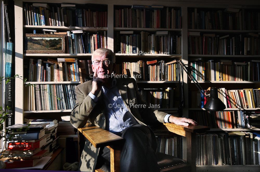 Nederland, Amsterdam , 22 november 2011..Oud rechter Willem van Bennekom gaat met pensioen..Foto:Jean-Pierre Jans