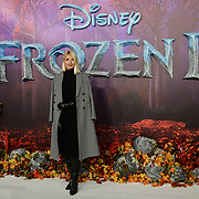 Holly Willoughby attend European Premiere of Frozen 2 on 17 November 2019, BFI Southbank, London, UK.