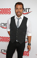 """Actor Jeremy Piven poses on the red carpet prior to attending a screening of """"The Goods: Live Hard. Sell Hard."""" at the Regal Hollywood 27 on July 13, 2009 in Nashville, Tennessee.  (Photo by Frederick Breedon/WireImage)"""