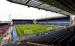 A general view of Ewood Park - Mandatory byline: Matt McNulty/JMP - 21/02/2016 - FOOTBALL - Ewood Park - Blackburn, England - Blackburn Rovers v West Ham United - FA Cup Fifth Round