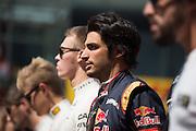 April 10-12, 2015: Chinese Grand Prix - Carlos Sainz Jr. Scuderia Toro Rosso