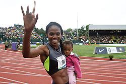 2012 USA Track & Field Olympic Trials: Chaunte Lowe, womens high jump,