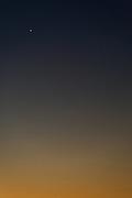 Venus At Sunset, Tasmania
