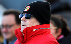 Bristol City Women fans - Mandatory by-line: Nizaam Jones/JMP - 27/01/2019 - FOOTBALL - Stoke Gifford Stadium - Bristol, England - Bristol City Women v Yeovil Town Ladies- FA Women's Super League 1