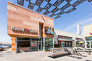 Round Table Pizza at Downey Gateway Shopping Center