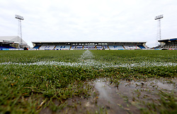 A general view of The Northern Gas and Power Stadium, home of Hartlepool United - Mandatory by-line: Robbie Stephenson/JMP - 06/05/2017 - FOOTBALL - The Northern Gas and Power Stadium (Victoria Park) - Hartlepool, England - Hartlepool United v Doncaster Rovers - Sky Bet League Two