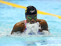 FINA Swimming World Cup 2018 - 10 November 2018