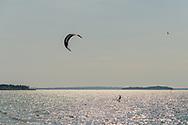 Kiteboarding, Long Beach,  Noyack-Long Beach Rd, Sag Harbor, NY