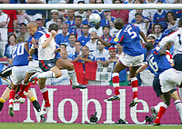 England v France - Estadio de Luz, Lisbon - 13th June 2004<br />