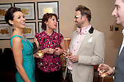 DANNII MINOGUE; KATHY LETTE; TERRY RONALD, Terry Ronald - book launch party for his book ' Becoming Nancy' . The Westbury Hotel, Pine Room, Bond Street, London, W1S 2YF<br /> -DO NOT ARCHIVE-© Copyright Photograph by Dafydd Jones. 248 Clapham Rd. London SW9 0PZ. Tel 0207 820 0771. www.dafjones.com.