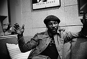 Toots Hibbert at the Island Records in 1974