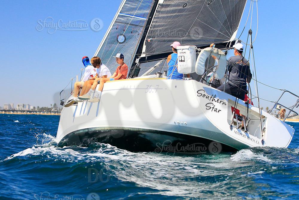 15 September 2018:  Second Wild Sailing PHRF Regatta. #BYC #BCYC #wildsailing2018.  Newport Beach, CA.  ©ShellyCastellano/SCPIX