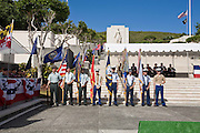 Memorial Day; Punchbowl; National Cemetary of the Pacific; Honolulu; Oahu; Hawaii