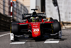 May 25, 2018 - Montecarlo, Monaco - 20 Louis DELETRAZ from France of CHAROUZ RACING SYSTEM during the Monaco Formula Two race 1  at Monaco on 25th of May, 2018 in Montecarlo, Monaco. (Credit Image: © Xavier Bonilla/NurPhoto via ZUMA Press)