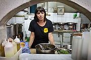 Rachmos restaurant, Machane Yehudah, Jerusalem, Israel. Portrait/Magazine Photography by Debbie Zimelman, Modiin, Israel