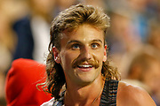 Craig Engels (USA), mullet, Men's 1500m during the IAAF Diamond League event at the King Baudouin Stadium, Brussels, Belgium on 6 September 2019.