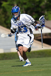 26 April 2009: Duke Blue Devils midfielder Sam Solie (23) during a 15-13 win over the North Carolina Tar Heels during the ACC Championship at Kenan Stadium in Chapel Hill, NC.
