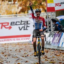 11-11-2019: Cycling Jaarmarktcross Niel: Lucinda Brand takes the win in Niel