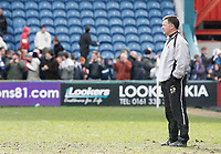 Photo: Matt Bright/Richard Lane Photography. <br /> Stockport County v Darlington. Coca Cola Divison Two. 05/04/2008. Dave Penney looks forlorn at the final whistle