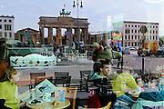 Berlin: café in Charlottenburg