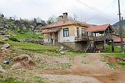 Turkey, Antalya, Koprulu River Canyon, The small village of Selge,
