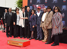 Lionel Richie hand and footprints ceremony - 7 March 2018