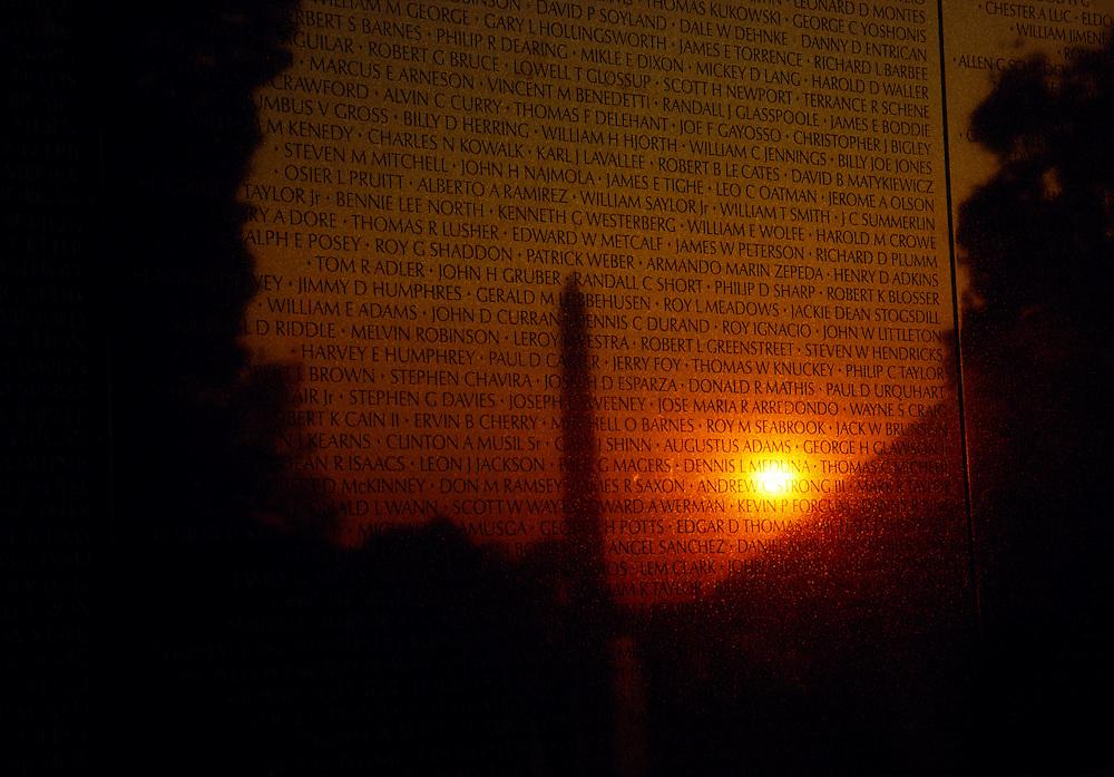 Vietnam Veterans Memorial, Washington D.C.