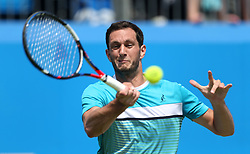 Great Britain's James Ward during day two of the 2017 AEGON Championships at The Queen's Club, London.