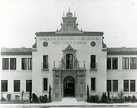 1927 Famous Players Lasky Studios Bldg. at Paramount Studios