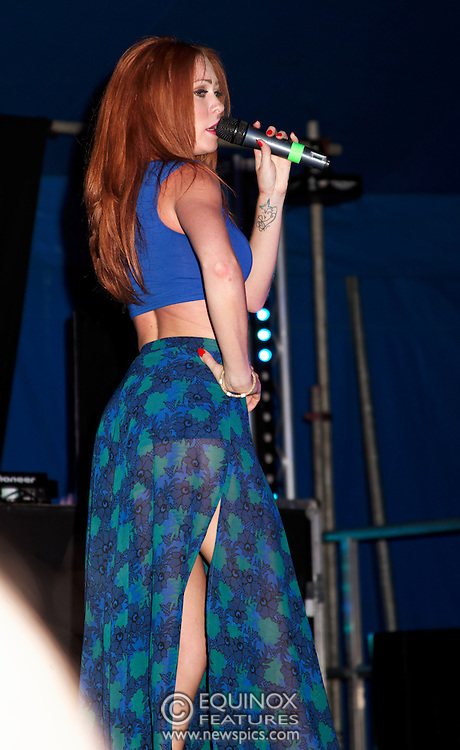 London, United Kingdom - 29 June 2013<br /> As part of the gay Pride 2013 celebrations Girl band Atomic Kitten performing at Summer Rites / Pride Party In The Park, Shoreditch Park, Hoxton, London, England, UK.<br /> Contact: Equinox News Pictures Ltd. +448700780000 - Copyright: ©2013 Equinox Licensing Ltd. - www.newspics.com<br /> Date Taken: 20130629 - Time Taken: 201506