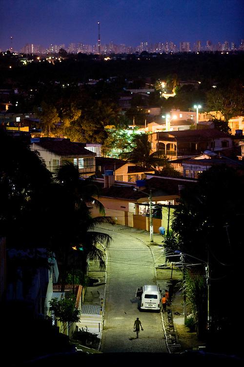 Cabo de Santo Agostinho_PE, Brasil...Comunidade Ponte dos Carvalhos...Ponte dos Carvalhos community...Foto: LEO DRUMOND / NITRO
