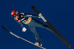 Constantin Schmid (GER) during the Trial Round of the Ski Flying Hill Individual Competition at Day 1 of FIS Ski Jumping World Cup Final 2019, on March 21, 2019 in Planica, Slovenia. Photo by Matic Ritonja / Sportida