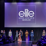 NLD/Amsterdam/20181103 - Elite Model Look finale 2018,